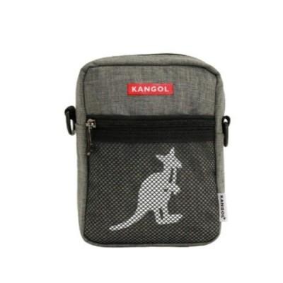 ショルダーバッグ バッグ 【KANGOL】BOXミニショルダー サコッシュ/KGSA-BG00037/