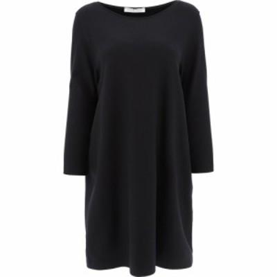 ハリスワーフロンドン Harris Wharf London レディース ワンピース ワンピース・ドレス Geomatric Boxy Dress Black