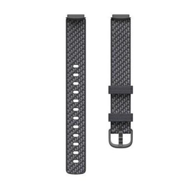 フィットビット Fitbit Luxe 専用 純正 ウーブン リストバンド Slate Lサイズ Fitbit Luxe FB180WBGYL FB180WBGYL【返品種別A】