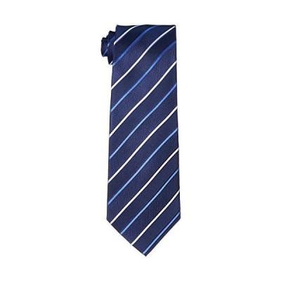 (ヒロコ コシノ オム)HIROKO KOSHINO HOMME ネクタイ ストライプ 003254-20000-3001 02 紺ベース、