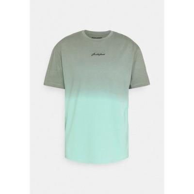 ジャック アンド ジョーンズ Tシャツ メンズ トップス JORFADS TEE CREW NECK - Print T-shirt - griffin