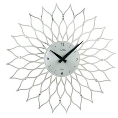 アームス(AMS)ドイツ製壁掛け時計  AMS9358