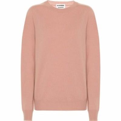 ジル サンダー Jil Sander レディース ニット・セーター トップス Cashmere sweater Dark Pink