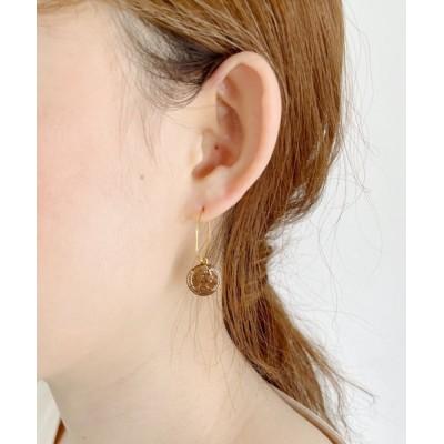 wears / 2wayコインフープピアス WOMEN アクセサリー > ピアス(両耳用)
