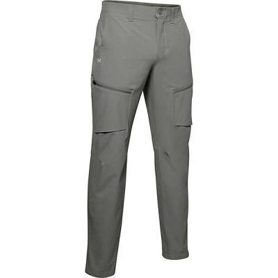 (取寄)アンダーアーマー メンズ キャニオン カーゴ パンツ Under Armour Men's Canyon Cargo Pant Gravity Green / Summit White