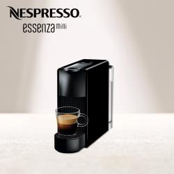 【Nespresso】膠囊咖啡機 Essenza Mini 鋼琴黑