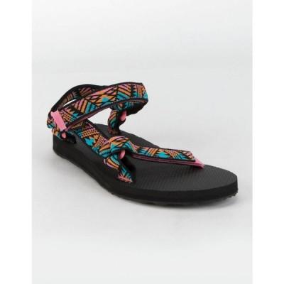 テバ TEVA レディース サンダル・ミュール シューズ・靴 Original Universal Pink Sandals PINK COMBO