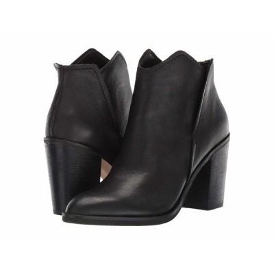 ドルチェヴィータ ブーツ&レインブーツ シューズ レディース Shep Black Leather