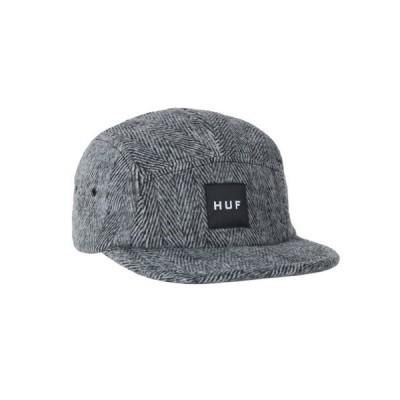 帽子 キャップ BOX LOGO VOLLEY  HUFハフ キャップ