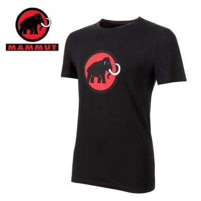 マムート MAMMUT Tシャツ 半袖 メンズ Classic T-Shirt クラシック 1017-02240 0001