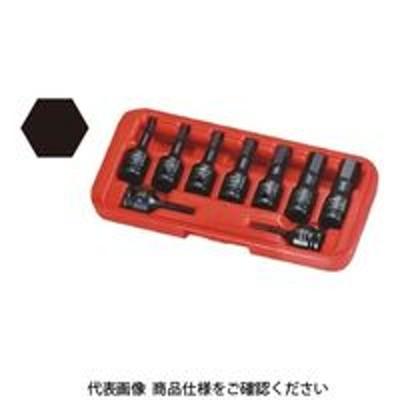 ラグナラグナ(JTC) JTC 9.5mmインパクト6角ソケットセット JTCJ309H 1セット(直送品)