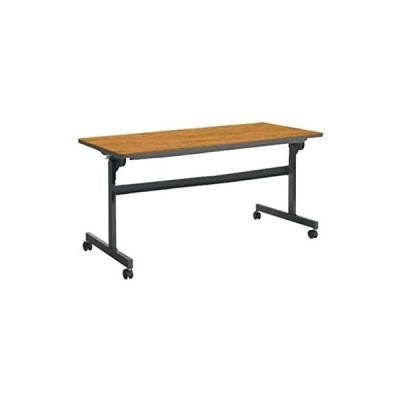コクヨ      ミーティングテーブル 長方形 KT-60シリーズ W1500×D600×H700MM KT-S63N3 チーク