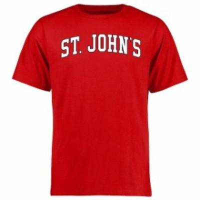 Fanatics Branded ファナティクス ブランド スポーツ用品  St. Johns Red Storm Red Everyday T-Shirt
