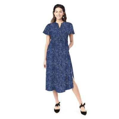 ロイヤル ハナ レディース ワンピース トップス Lily Maternity Dress