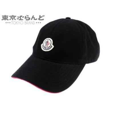 モンクレール MONCLER ベースボール キャップ メンズ コットン ブラック101482344