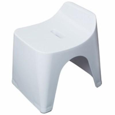 ヒューバス(HUBATH) バススツール h30 ホワイト│お風呂用品・バスグッズ バスチェアー・風呂椅子