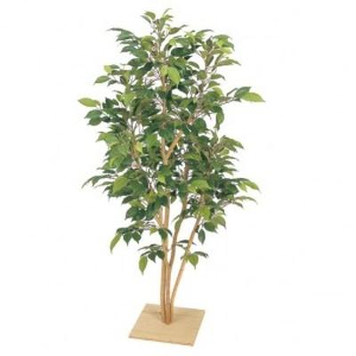 『人工植栽』 タカショー グリーンデコ和風 ベンジャミン板付 ナターシャ 1.3m GD-121 #21576