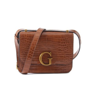 GUESS / CORILY Croco Convertible Crossbody Flap WOMEN バッグ > ショルダーバッグ