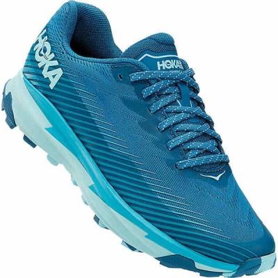 ホッカオネオネ シューズ レディース ランニング Hoka One One Women's Torrent 2 Shoe Blue Sapphire / Angel Blue