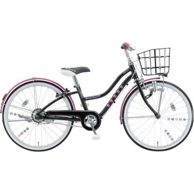 ブリヂストン 子供用自転車 ワイルドベリー WB661 ブラックパンサー