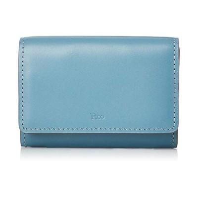 [フィーコ] ミニ財布 ミニウォレット メンズ キーケース コインケース フモッソ 58916 ブルー