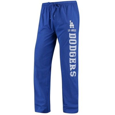Los Angeles Dodgers Concepts Sport Knit Pants - Royal