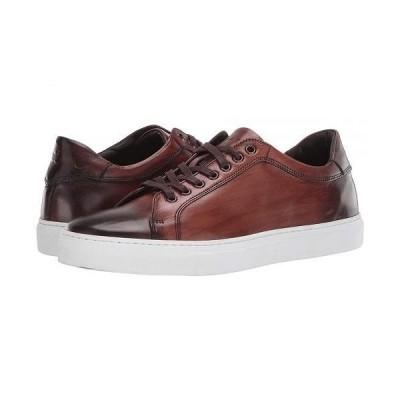 Trask トラスク メンズ 男性用 シューズ 靴 スニーカー 運動靴 Rigby - Cognac Italian Calfskin