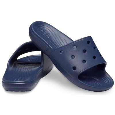 [クロックス公式] スライドサンダル クラシック クロックス スライド メンズ、レディース ブルー/青 22cm,23cm,24cm,25cm,26cm,27cm,28cm,29cm,30cm,31cm Classic Crocs Slide