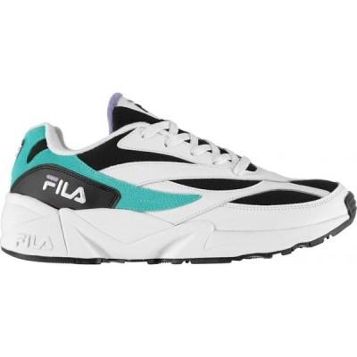 フィラ Fila メンズ スニーカー シューズ・靴 94 Low Heritage Trainers Black/Blue