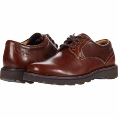 ナンブッシュ Nunn Bush メンズ 革靴・ビジネスシューズ シューズ・靴 Buchanan Plain Toe Oxford Brandy