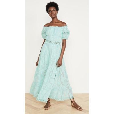 ラヒ Rahi レディース ワンピース ワンピース・ドレス Poppy Mary Dress Aqua