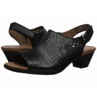 Rockport ロックポート レディース 女性用 シューズ 靴 ヒール Brynn Open Sling Black【送料無料】