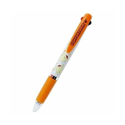 ポムポムプリン 三菱鉛筆 ジェットストリーム 3色ボールペン