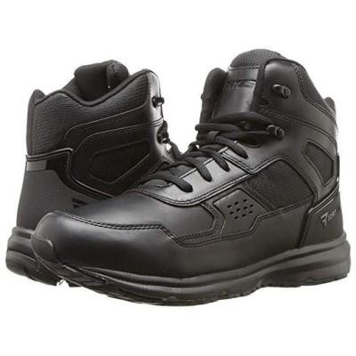 ベイツ Raide Mid Leather Sport Tactical メンズ ブーツ Black