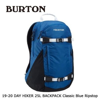 バートン バックパック 19-20 BURTON DAY HIKER 25L BACKPACK Classic Blue Ripstop バッグ 日本正規品