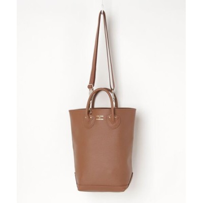 THE FRIDAY / 【YOUNG & OLSEN The DRYGOODS STORE】/EMBOSSED LEATHER HAVERSACK Mサイズ WOMEN バッグ > ショルダーバッグ