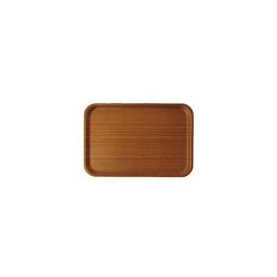 サイトーウッド お盆 プレイウッド トレー 51.5×34.5cm 1001Z チーク調