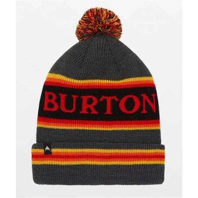 バートン BURTON レディース ニット ビーニー 帽子 Burton Trope True Black Beanie Black