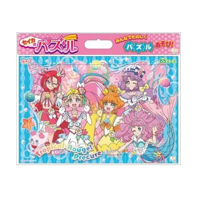 トロピカル〜ジュ!プリキュア B4パズル 65ピース 女の子 キッズ プレゼント グッズ 知育玩具 ステイホーム