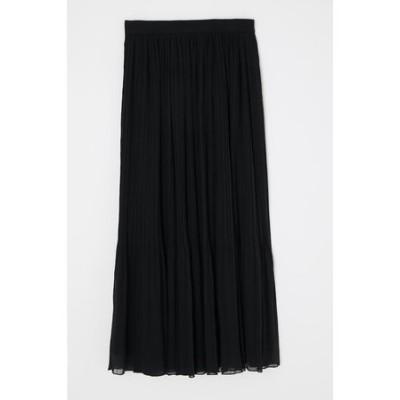 RANDOM PLEATS スカート