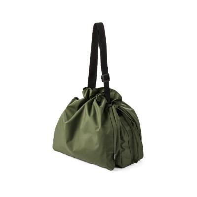 【カバンのセレクション】 ツールズ 巾着 ショルダーバッグ ショルダーポーチ メンズ レディース TOOLS 456t30j ユニセックス カーキ フリー Bag&Luggage SELECTION