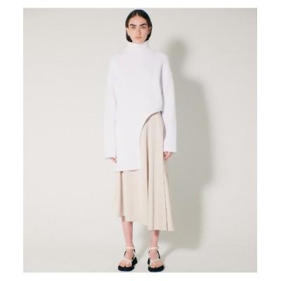 スカート Vis Wool Satin Skirt