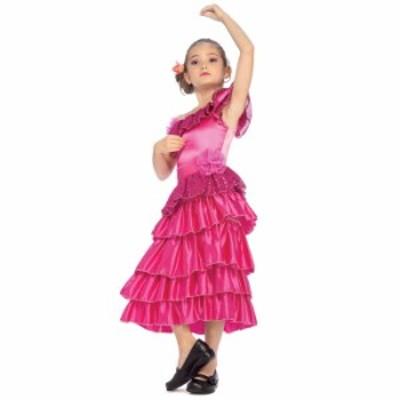 ハロウィン 衣装 子供 コスプレ 女の子 Spanish Princess 882728 スパニッシュ プリンセス 仮装 コスチ