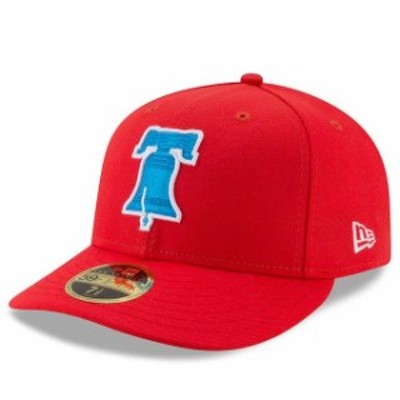 New Era ニュー エラ スポーツ用品  New Era Philadelphia Phillies Red 2017 Players Weekend Low Profile 59FIFTY Fitted H