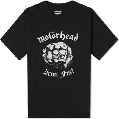 ネイバーフッド Neighborhood メンズ Tシャツ トップス x motorhead tee Black