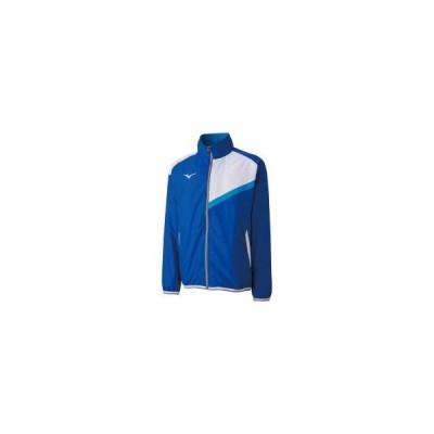 【ミズノ】N2JC9010  25(サーフブルー×ホワイト) ミズノ トレーニングクロスシャツ