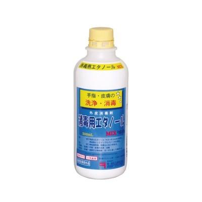 消毒用エタノールMIX (兼一薬品工業)500mL