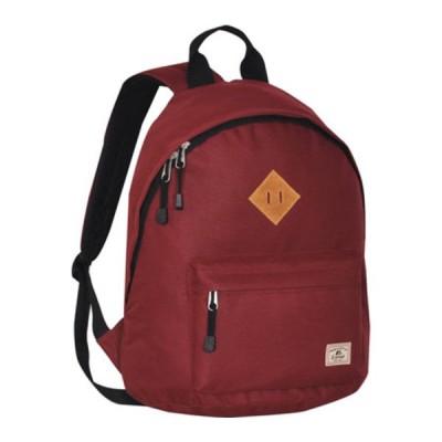 エバーレスト バックパック・リュックサック バッグ メンズ Vintage Backpack Burgundy