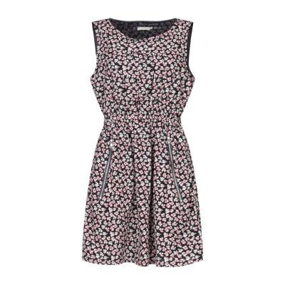 UNIC ミニワンピース&ドレス ダークブルー M/L ポリエステル 100% ミニワンピース&ドレス