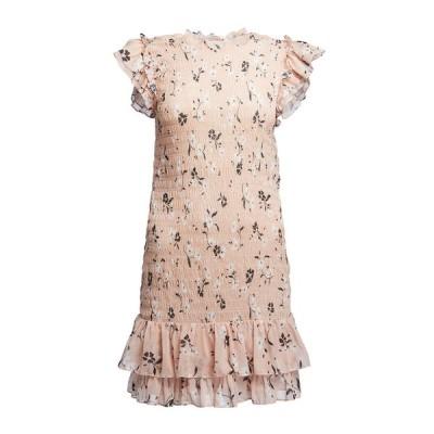 ヴェロニカ ベアード レディース ワンピース トップス Cici Smocked Printed Short Dress